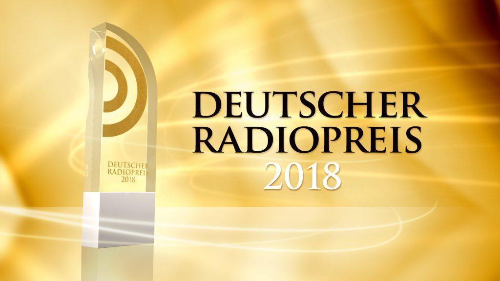 Sunray-FM überträgt den Deutschen Radiopreis 2018 aus Hamburg live