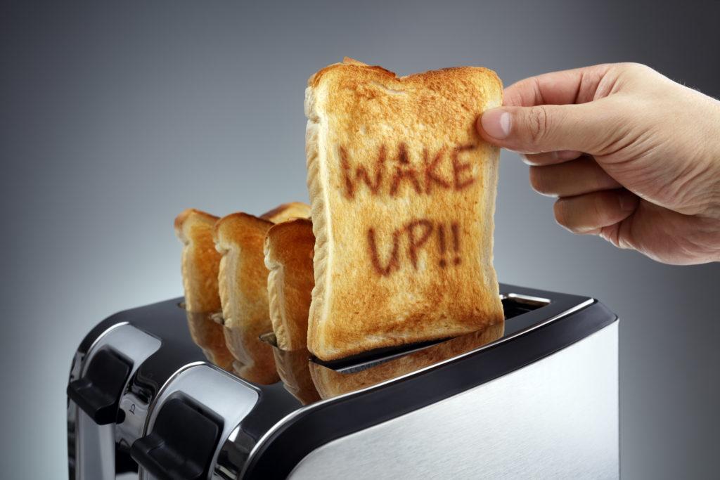 Die Wake up Show auf Sunray-FM