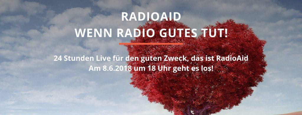 Sunray-FM unterstützt RadioAid Projekt 2018