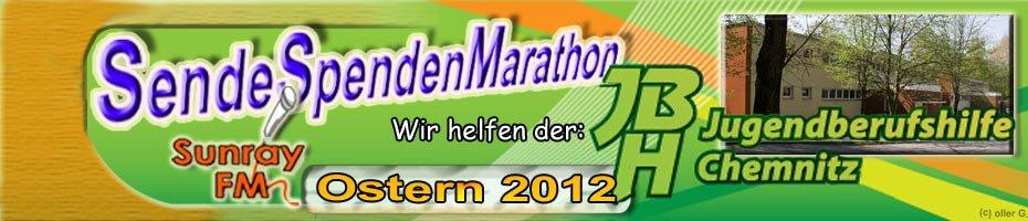 Sende Spenden Marathon 2012