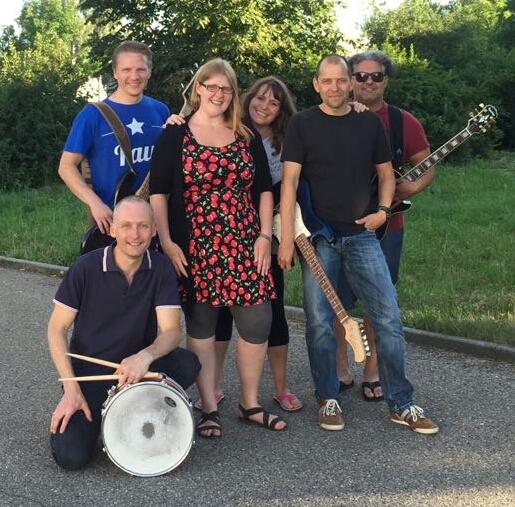 """Schallrausch"" Coverrockband live in Blaubeuren"