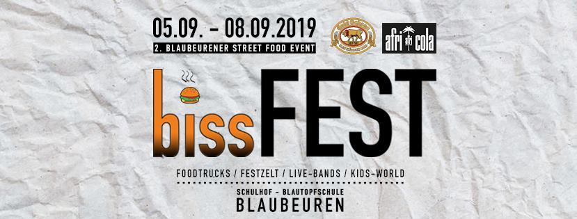 bissFEST 05.09. – 08.09.2019