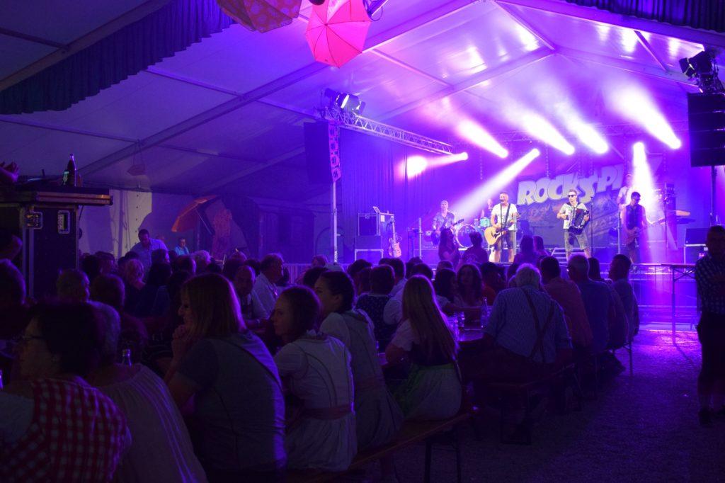 Rückblick Schinderwasenfest, Pappelau