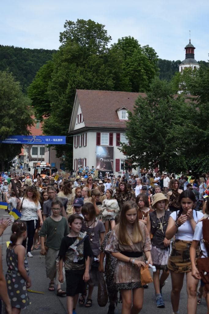 Kinderfest, Blaubeuren