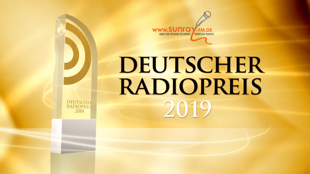 Deutscher Radiopreis 2019