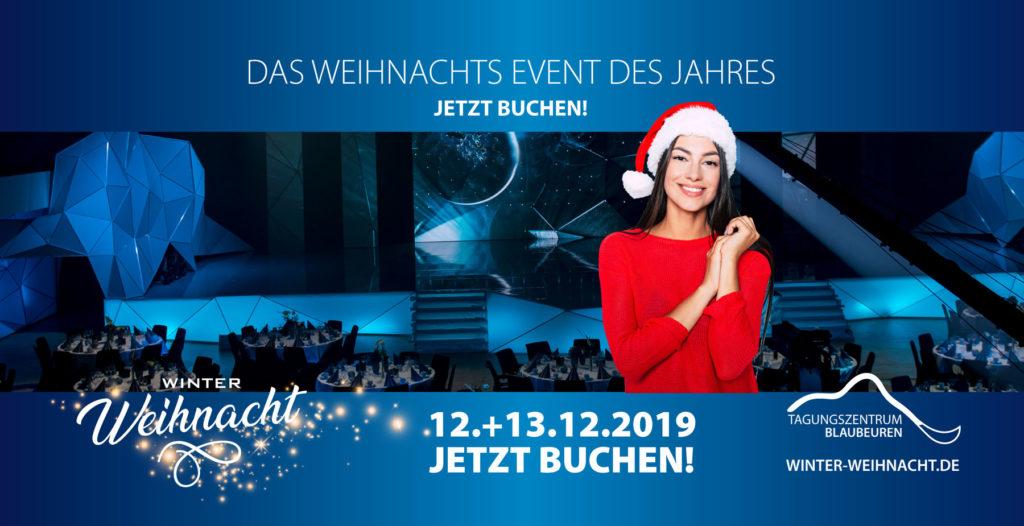 Winterweihnacht im Tagungszentrum Blaubeuren