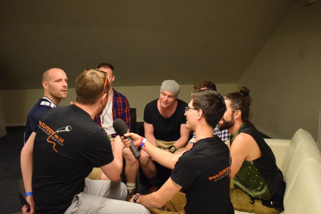 Dinner oder Döner – Voxxclub im Interview mit Sunray-FM ( mit Video )