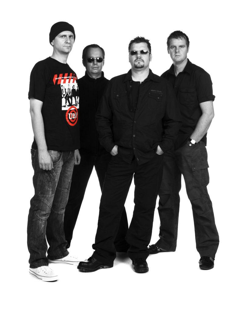 ZOOROPA ist eine erstklassige U2 COVER-BAND