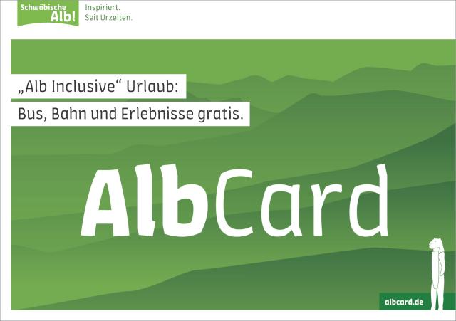 Start der AlbCard verschoben