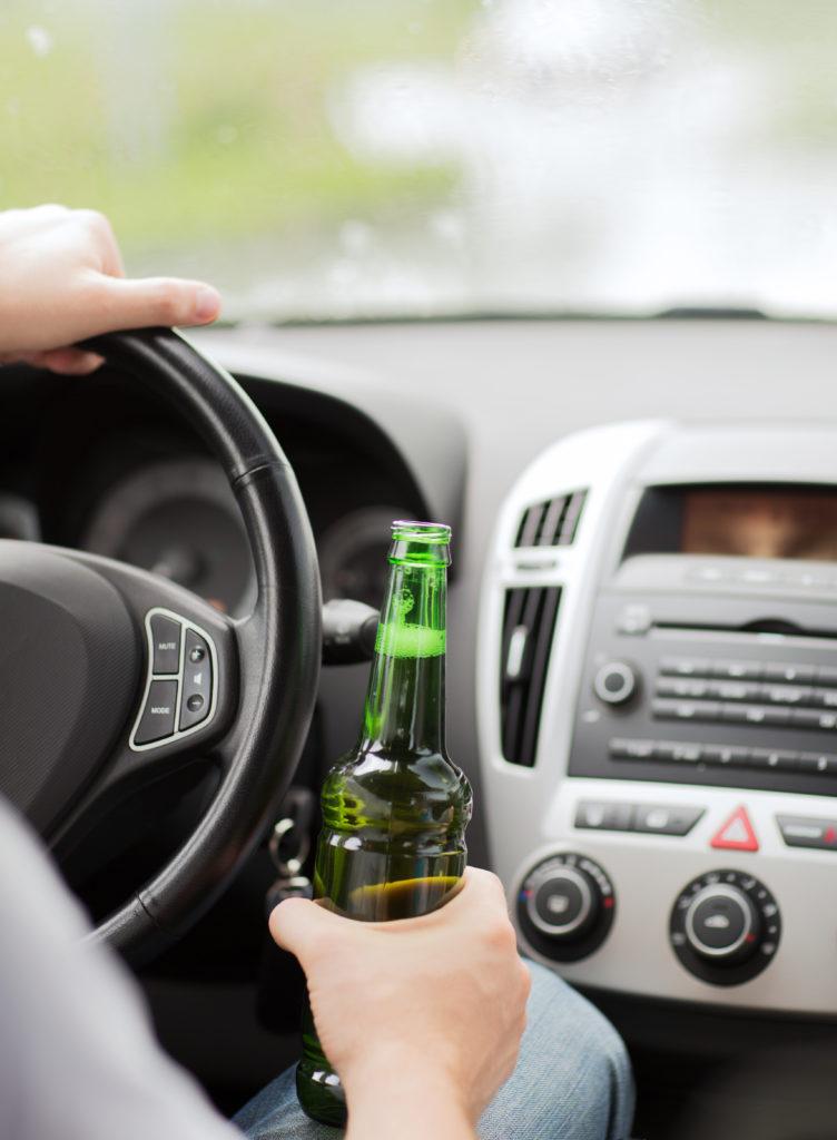 Alkoholisierter Fahrer verunglückt