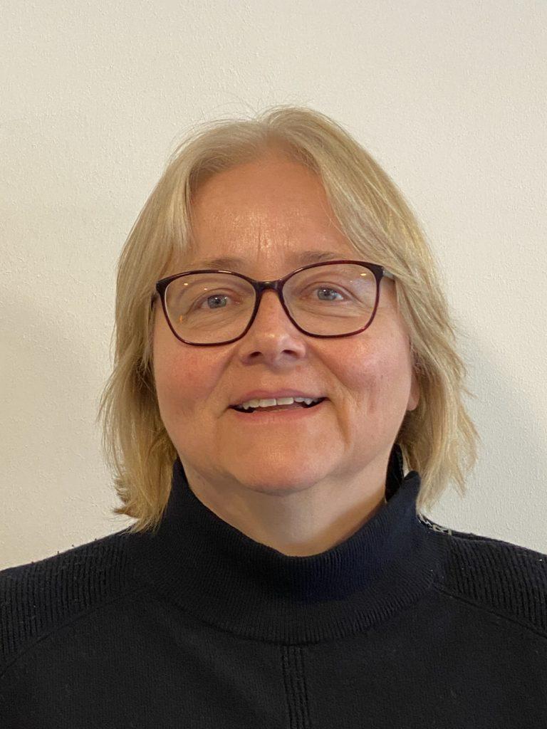 Pfarrerin Irene Palm