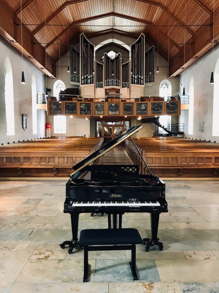 Orgelkonzert für Kinder, mit Kinder-Apéro