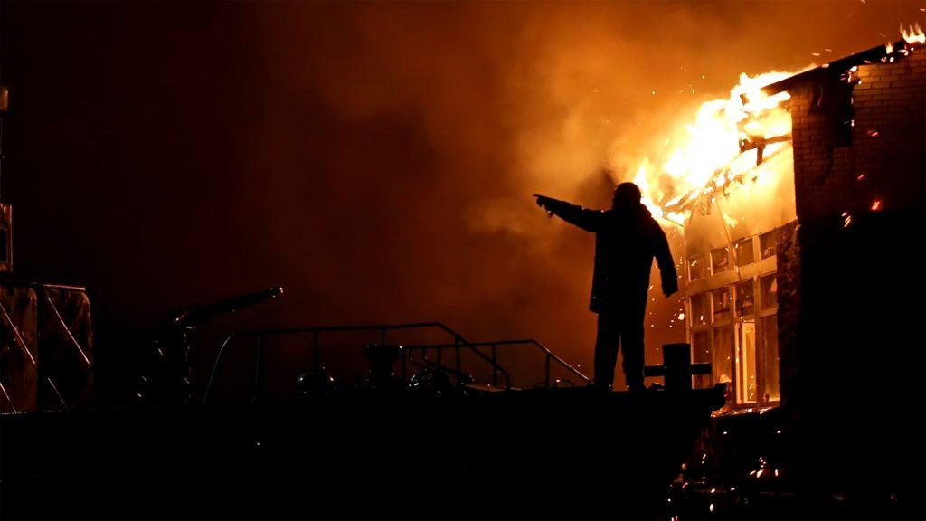 Fahrzeugbrand nahe Dornstadt
