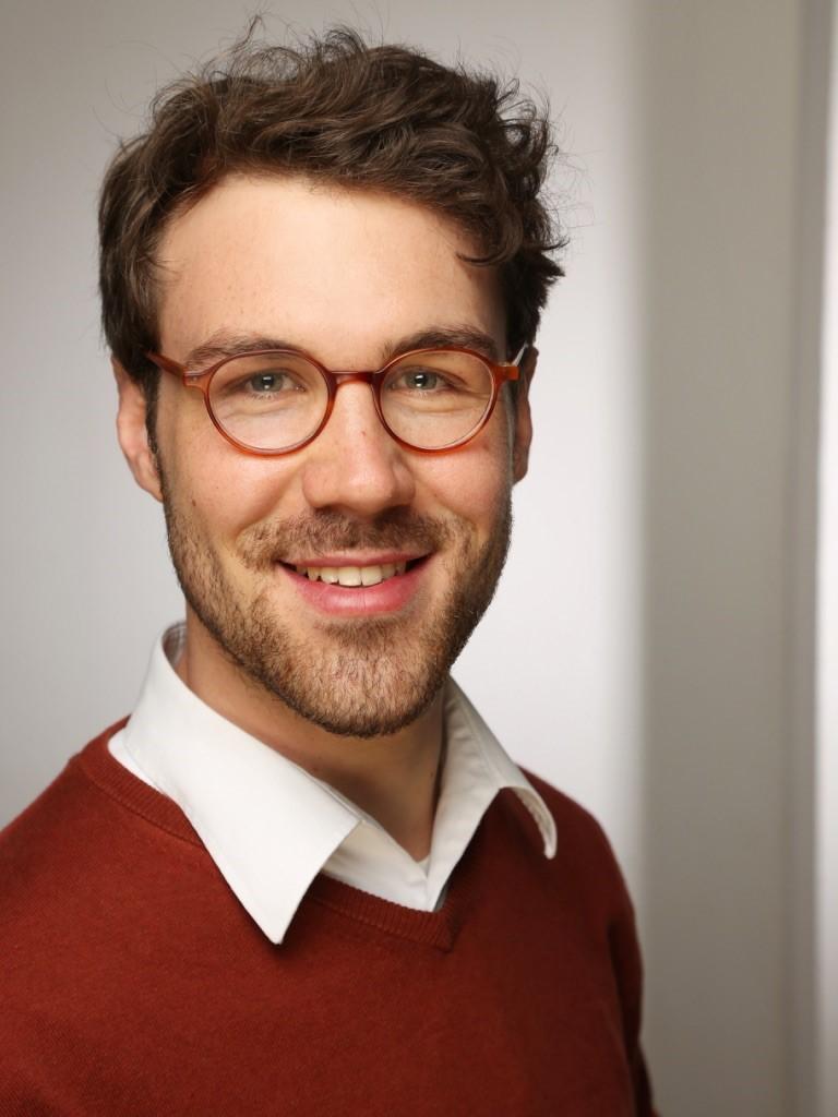 Cornelius Weißert – Bezirkskantor