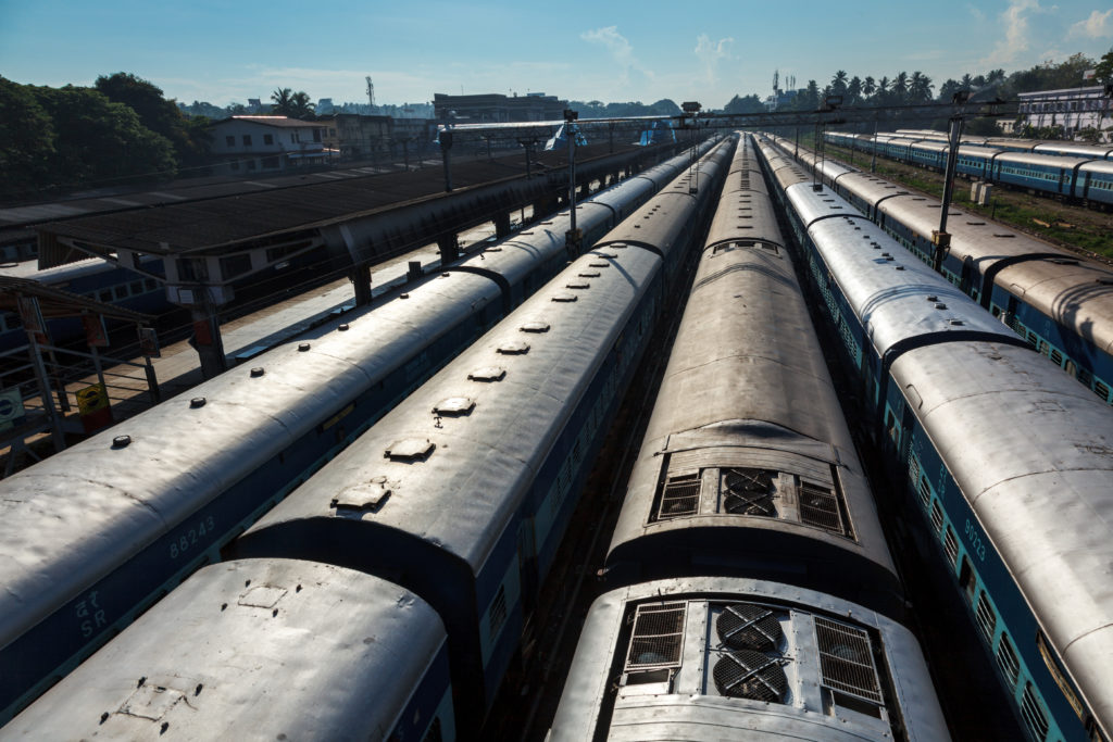Südbahn wird elektrifiziert