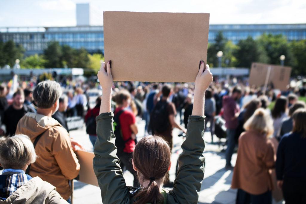 """Fridays for Future-Bewegung schlagen """"Klima-Camp"""" auf"""