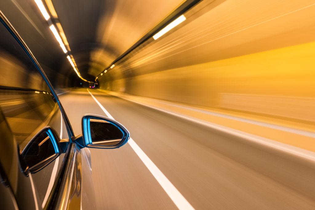 Schnell zu fahren lohnt sich nicht