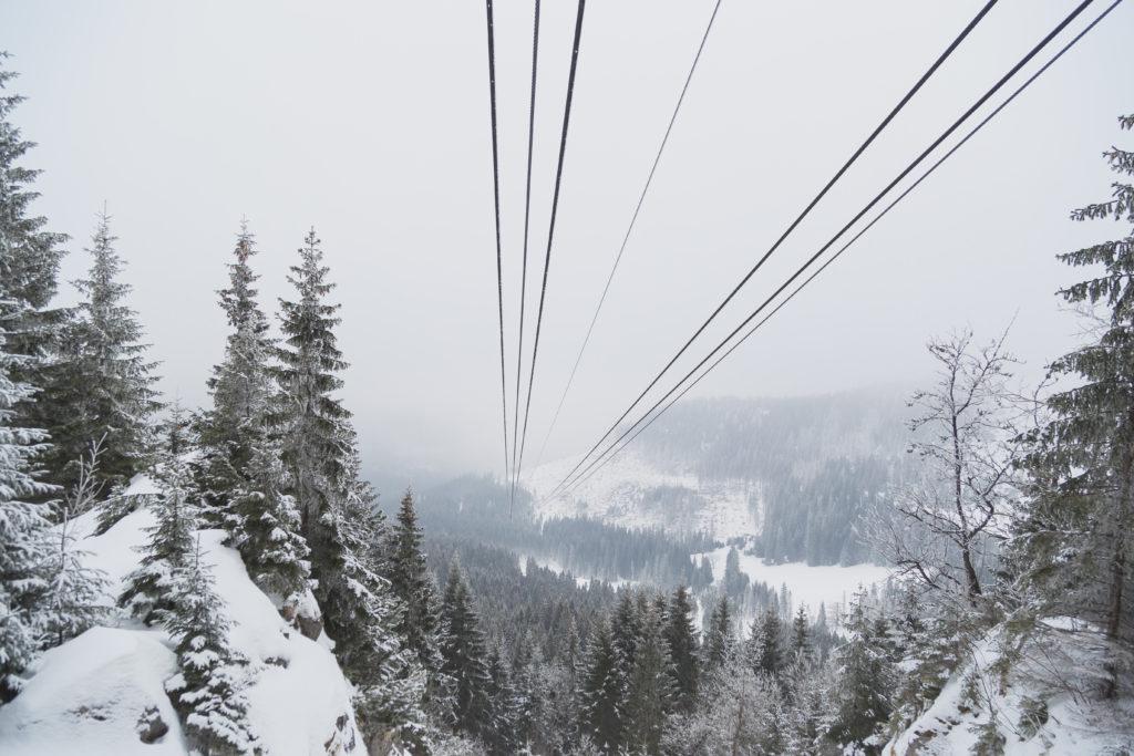 Kontrolle der Skigebiete am Wochenende