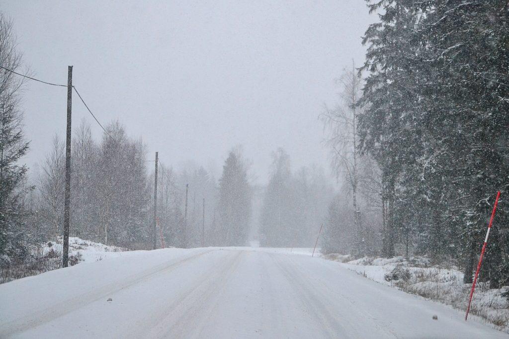 Unwetter verursacht Unfälle