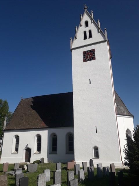 Evangelischer Gottesdienst aus Suppingen – LIVE – 09.05.2021