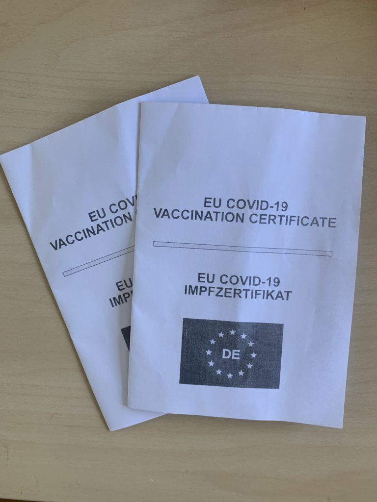 Digitaler Impfpass ab heute erhältlich