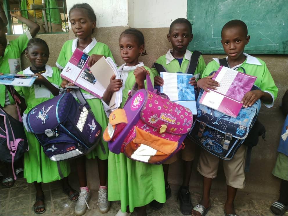 """Spendenaktion """"Container für Afrika"""""""